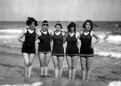 1920s Bathing Beauties