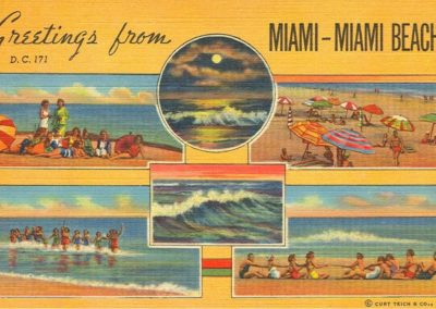Miami Beach Greetings